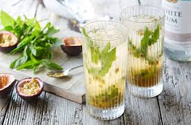 bacardi mojito recipe passion fruit mojitos tesco real food