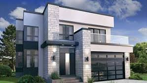 contemporary modern house contemporary house plans small cool modern home designs by thd