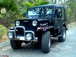 modified mahindra jeep ice car pictures
