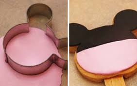 Minnie Mouse Cookie Tutorial Cakecentral Com