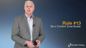 Buster Comfort Collar Sandler Rule 13 Be A Comfort Zone Buster Sandler Rules For