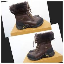 ugg s adirondack boots obsidian 99 ugg boots 100 authentic ugg adirondack boot ii in