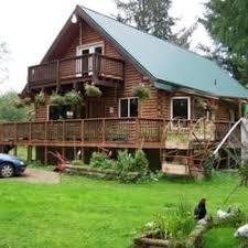 Wolf Den Cabin Rental Vacation Rentals 8343 La Push Rd Forks