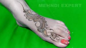beautiful mehndi design 2016 leg henna simple and easy for