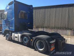 2015 volvo tractor trailer used volvo fh 13 420 6x2 4 mega tractor units year 2010 price