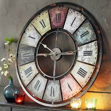 Beautiful Clocks by Top 17 Big Wall Clock Designs Mostbeautifulthings