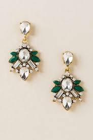 Sparkly Chandelier Earrings Stylish Earrings For Women Francesca U0027s