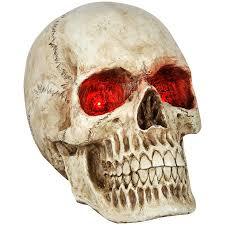 shop living pre lit musical skeleton o lantern with