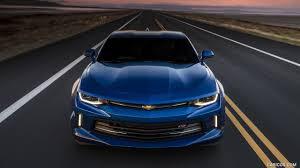 blue chevrolet camaro 2016 chevrolet camaro rs blue front hd wallpaper 37