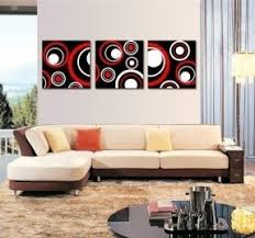Wall Art Sets For Living Room Canvas Art Set Of 3 Foter