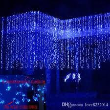 cheap 1000 led lights bulbs 10 3m curtain lights christmas