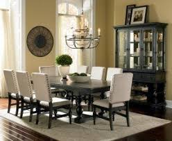 Black Formal Dining Room Sets Foter - Black dining room sets