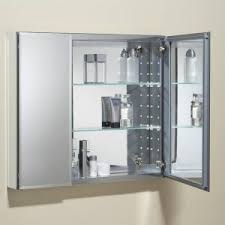 Recessed Wall Cabinet Bathroom by Accessories Bathroom Recessed Medicine Cabinet With Wall Shelves