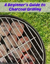 a beginner u0027s guide to charcoal grilling in search of yummy ness
