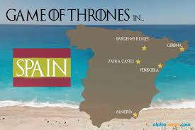 Girona Spain Map by Game Of Thrones Spot The Location Alpharooms Com