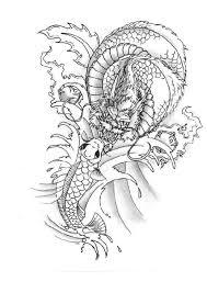 dragon n koi by dvampyrelestat on deviantart