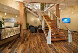 Hardwood Plank Flooring Mixed Hardwoods Settlers Plank Pioneer Millworks Reclaimed Wood