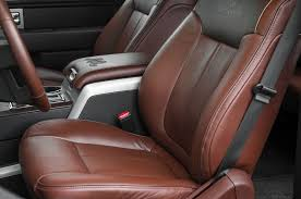 Classic Ford Truck Seat Covers - 2013 ford f 150 supercrew ecoboost king ranch 4x4 first drive