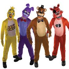 security guard halloween costume rubies five nights at freddy u0027s childs new halloween robots fancy