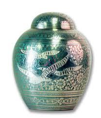 infant urn aftercare cremation blue going home birds infant urn fa