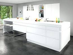 cuisine sans poignee cuisine sans poignee avis meuble ikea 21 idees de pour votre loft