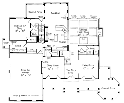 Floor Framing Plans Colonial Style House Plan 5 Beds 4 5 Baths 4464 Sq Ft Plan 927