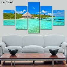 Living Room Art House Popular Ocean Art House Buy Cheap Ocean Art House Lots From China