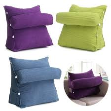 reading bed pillow bed pillow chair reading bed pillow with arms chair sit up boyfriend