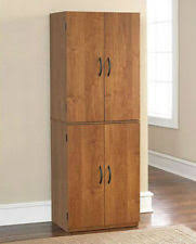 Kitchen Pantry Cabinet by Kitchen Cabinets U0026 Cupboards Ebay
