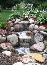 best 25 rock waterfall ideas on pinterest diy waterfall water