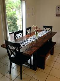 wood metal dining room tables timbergirl reclaimed and table glass