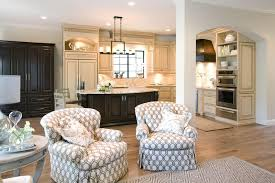 dining and family room combination