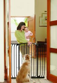 Amazon Stair Gate Baby Gate With Cat Door Amazon Decoration