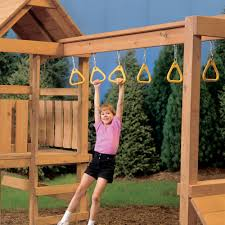playstar ps 7744 monkey ring kit playground ropes course
