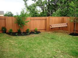 Yard Fence Design  Creative Backyard Fence Ideas For Your Next - Backyard fence design