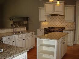 Kitchen Cabinets Marietta Ga Dove White Kitchen Cabinets With Taupe Grey Glaze Gallo Napoleone