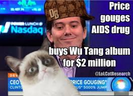 Wu Tang Meme - nafsht tee google