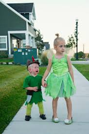 Best Family Halloween Costumes Peter Pan Brother Sister Sibling Halloween Costume Holiday
