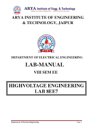 8 ee7 hve lab manual