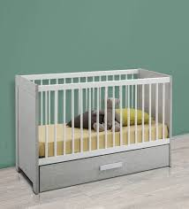 Baby Crib Mattress Sale Buy Mczuriel Adjustable Height Baby Crib Bed In Bristol Oak Finish