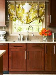 Curtains For Kitchen Window by 19 Inspiring Kitchen Window Curtains Mostbeautifulthings