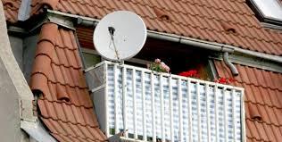 satellitensch ssel f r balkon mietrecht bgh verbietet mieter satellitenschüssel