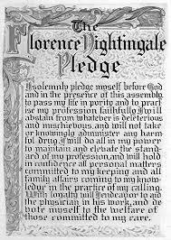 vow renewal wording nightingale pledge wikipedia