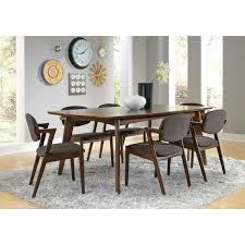 century dining room furniture furniture beauty brown laminated mid century dining chair