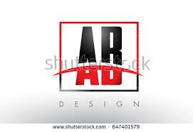 az z logo letters red black stock vector 647400847 shutterstock