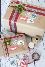 vintage gift wrap vintage postal gift wrap