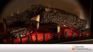 electric fireplace log inserts dimplex 28 premium electric