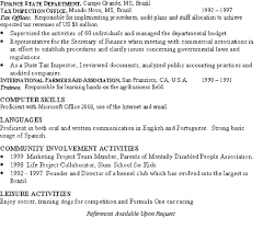 Personal Banker Resume Samples Essay On Revenge In Hamlet Dualism Vs Physicalism Essays Sample