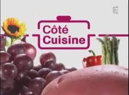 fr3 recette cuisine coté cuisine nouvelle émission sur 3 avec julie andrieu