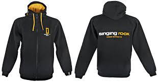 sweatshirt zippered singingrock cz